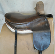 C&W hunting saddle